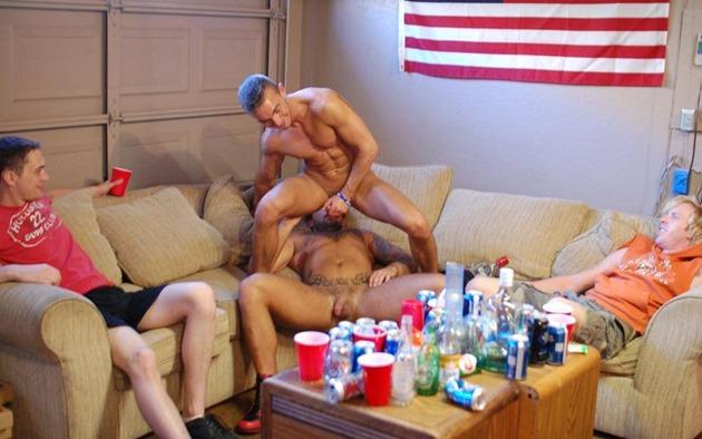 college guys jerking off
